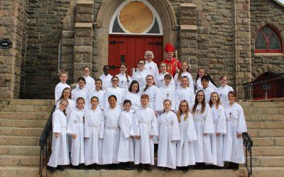 Les Petits Chanteurs de Beauport, Cathédrale Bathurst, NB 2017